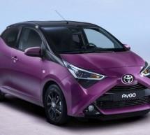 Osvježena Toyota Aygo