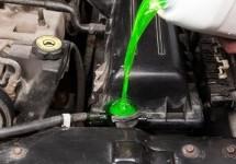 Tijekom velikih hladnoća pazite na antifriz u motoru