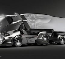 Renderi: Audi HMV koncept ili kako će izgledati kamioni u budućnosti
