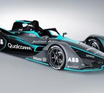 Predstavljen novi bolid Formule E