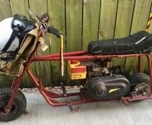 SKUPLJI OD DUCATIJA: Keširao 50 000 dolara za moped iz filma Glup i gluplji!