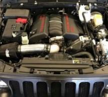 Jeep Wrangler sa LS3 V8 agregatom iz Corvette