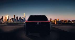STIŽE U ŽENEVU: Lexus najavljuje krosover UX koncept