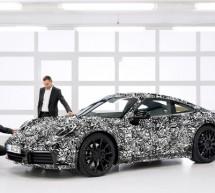 Porsche nam otkriva novi 911 – biće širi i snažniji