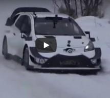 Rally Sweden 2018 – Toyota Yaris WRC u akciji na snijegu