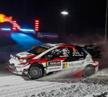 Rally Sweden 2018 – Toyota ubjedljiva na uvodnom superspecijalu