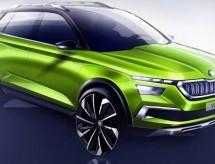 Škoda Vision X concept za sajam u Ženevi