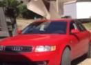 KAD KĆERKA RAZBJESNI TATU: Bagerom joj uništio skupi auto, a razlog će vas ŠOKIRATI! (VIDEO)