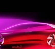 Volkswagen objavio prvi teaser električnog koncepta I.D. Vizzion