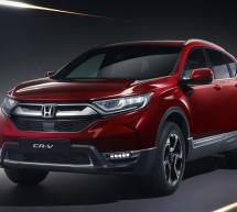 Honda predstavila novi CR-V za evropska tržišta