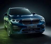 Alpina XD3 je tunirani dizelski BMW X3