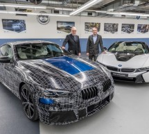 Teaser: BMW Serija 8 (2019)