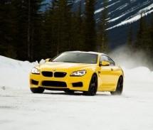 BMW M6 može biti savršena igračka za snijeg (VIDEO)
