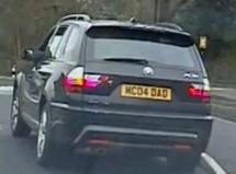 SCENE KAO IZ FILMA: Ukrali BMW X3 pa bježali policiji (VIDEO)