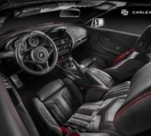 Druga generacija BMW-a Serije 6 sa enterijerom kompanije Carlex Design