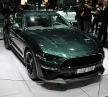 Ford Mustang Bullitt za evropsko tržište ima V8 agregat koji razvija 457 konjskih snaga