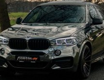 HAMANN BMW X6 M50D posjeduje blistavu karoseriju i 443 KS