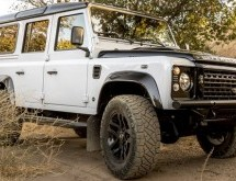 Fusion Land Rover Defender