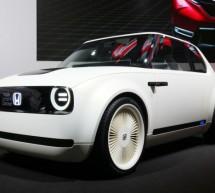 Honda Urban EV ulazi u proizvodnju 2019. godine