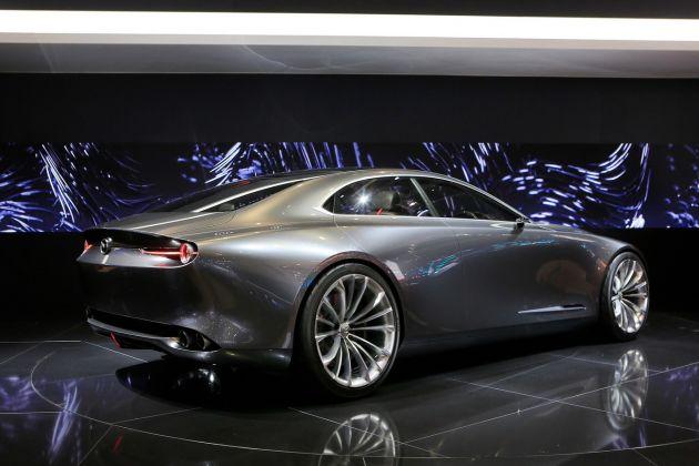 Mazda Vision Coupe (2)
