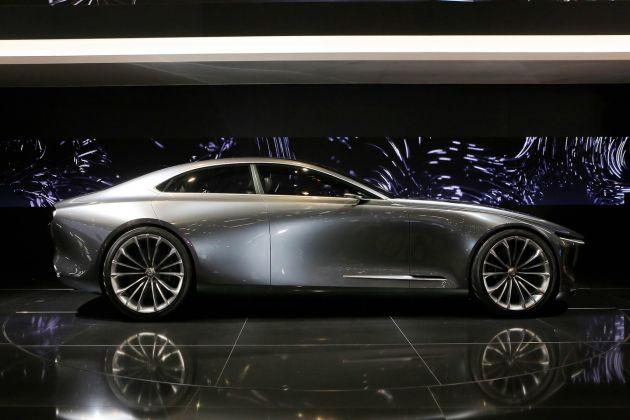 Mazda Vision Coupe (3)