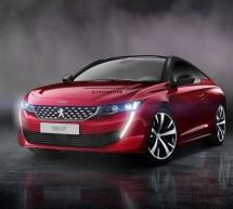 Peugeot 508 kao kupe model? Što da ne!