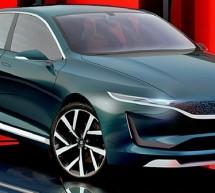 Tata EVision sedan concept na sajmu u Ženevi