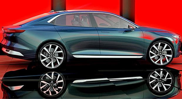 Tata EVision sedan concept (3)