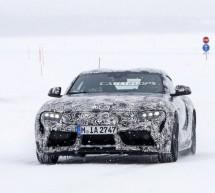 Toyota Supra će se značajno razlikovati od BMW Z4?