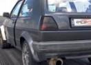 Pogledajte kako juri Volkswagen Golf II sa 750 KS (VIDEO)
