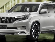 Wald International Toyota Land Cruiser Prado i Harrier