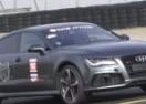 Audi RS7 Sportback sa 800 KS zvuči brutalno na trkačkoj stazi (VIDEO)