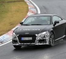 Audi TT prolazi kroz 'hirurški zahvat' za 2019. godinu