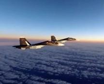 Američki F-15 presreo ruski SU-30 iznad Baltika, pogledajte snimku (VIDEO)