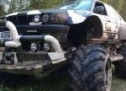 Samo u Rusiji: BMW 766 4×4 Monster Truck (VIDEO)