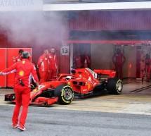 FIA: Velike količine dima ne predstavljaju problem