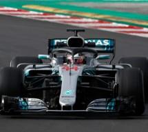 Hamilton najbrži na četvrtom danu predsezonskog testiranja!