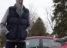 Kako se košarkaš od 231 cm smjesti za upravljač kompaktnog automobila? (VIDEO)