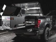 Nissan predstavio svoj pogled na dimljenje mesa – Smokin' Titan