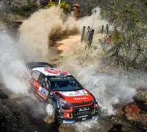 Rally Mexico 2018 – shakedown