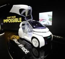 Toyota Concept-i rang