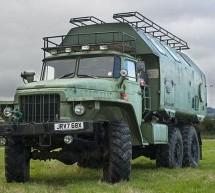 RUSKA KUĆA: Od Urala-375D napravio luksuzni kamper! (FOTO)