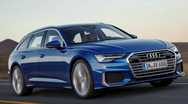 Novi Audi A6 Avant zvanično prikazan