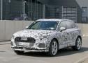 Naredna generacija neidentifikovanog Audija Q3 na Nirburgringu