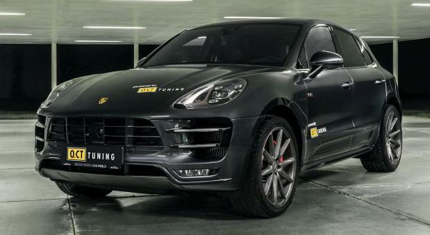 Porsche Macan (1)