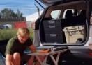 BEZ ZIDOVA: Prije dvije godine je odlučio živjeti u automobilu i zasad mu sjajno ide (VIDEO)