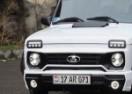 Jermenski zaljubljenici u automobile pretvorili Ladu 4×4 Bronto u luksuzno vozilo (VIDEO)