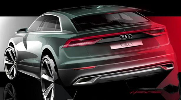 ODBROJAVANJE JE POČELO: Uskoro stiže Audi Q8!