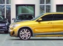 BMW u novoj reklami izaziva Mercedes (VIDEO)