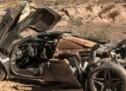 POLICIJA PRONAŠLA SMRSKANI MCLAREN 720S U PUSTINJI! Nakon nesreće, mnogima je nejasan jedan detalj… (VIDEO)